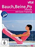 DVD - Bauch, Beine, Po - intensiv mit core-training