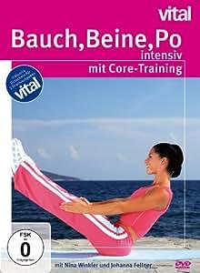 Bauch, Beine, Po - intensiv mit core-training