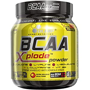 BCAA Xplode, Fruit Punch - 500g by Olimp Nutrition M