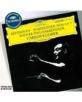 ベートーヴェン:交響曲第5番《運命》&7番