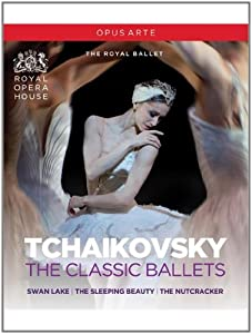 Tschaikowsky: The Classic Ballets Box [Blu-ray]