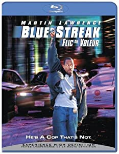 Blue Streak [Blu-ray] (Bilingual)