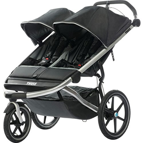 Thule Chariot Urban Glide 2 Stroller Dark Shadow, One Size - 1