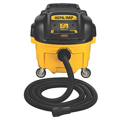 DEWALT DWV010 HEPA Dust Extractor with Automatic Filter Cleaning, 8-Gallon (Epa Vacuum Cleaner compare prices)