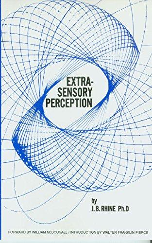 Extra Sensory Perception--ESP