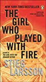 The Girl Who Played With Fire (0143170104) by Larsson, Stieg