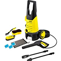 Karcher 1600 PSI Electric Pressure Washer with Car Wash Kit K2.360