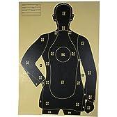 射撃訓練用 マンターゲット 6枚セット B