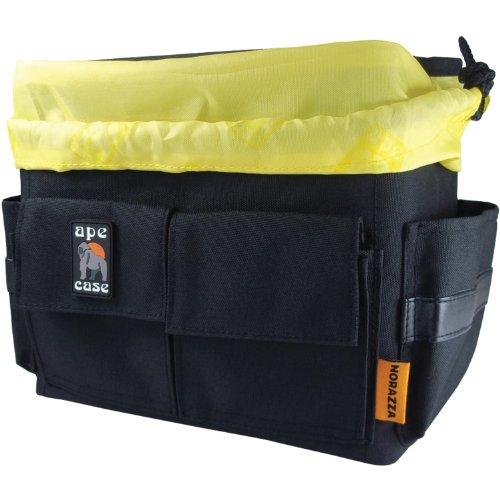 Ape Case ACQB45 Cubeze Case, Black/Yellow (Ape Camera Insert compare prices)