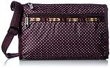 [レスポートサック] ショルダーバッグ (Small Shoulder Bag),軽量 7133 D652 D652(BURGUNDY PIN DOT) [並行輸入品]