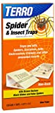 TERRO Spider Trap  4 Pack  T3200