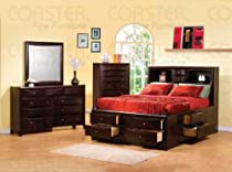 Big Sale Coaster Phoenix Eastern King Bed Storage