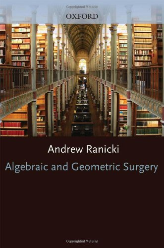 Algebraic and Geometric Surgery