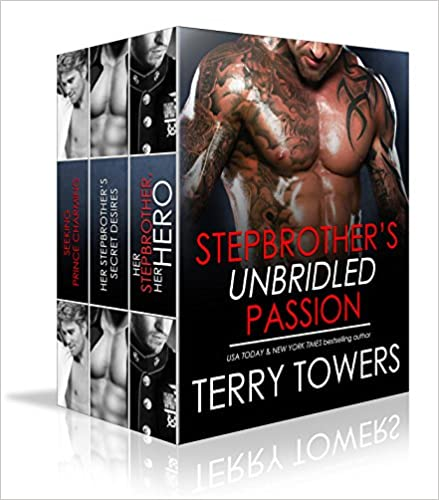 99¢ Black Friday Deal – Stepbrother's Unbridled Passion Boxed Set