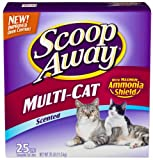 Scoop Away Multi-Cat, 25-Pound Box