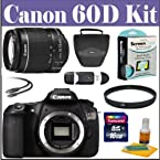 Canon EOS 60D Kit III (EF S18-200mm)