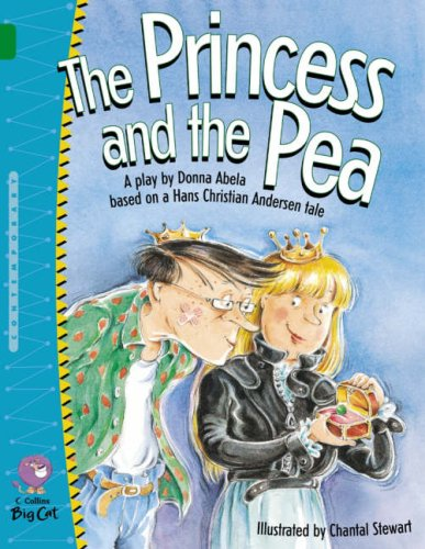 The Princess and the Pea (Collins Big Cat) PDF