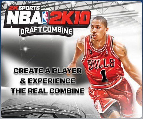 NBA 2K10: Draft Combine [Online Game Code]