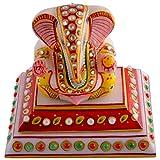 Craft and Craft Handicrafts's Square Choki Ganesh Ji