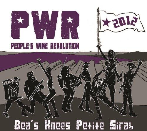 2012 Pwr Bea'S Knees Petite Sirah 750 Ml