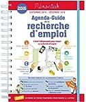 Agenda-guide de la recherche d'emploi...