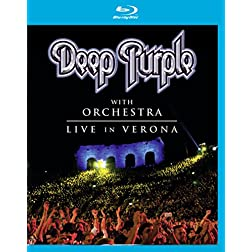 Deep Purple: Live in Verona [Blu-ray]