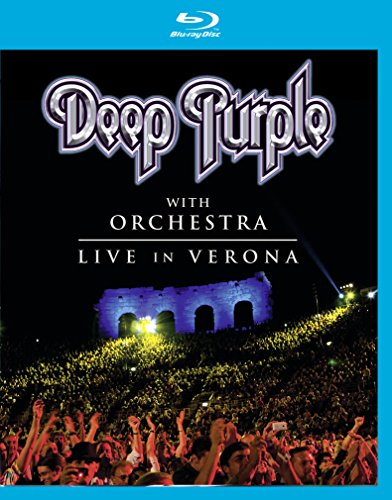 Blu-ray : Deep Purple - Live in Verona (Blu-ray)