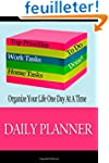 Daily Planner : Organize Your Life On...