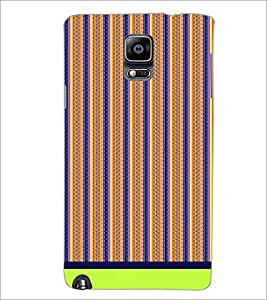 PrintDhaba Pattern D-1725 Back Case Cover for SAMSUNG GALAXY NOTE 3 (Multi-Coloured)
