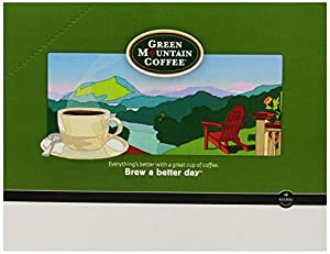 Green Mountain Coffee Caramel Vanilla Cream, K-Cup Portion Pack for Keurig K-Cup Brewers