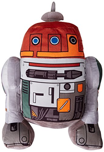 Lucas Film Star Wars Rebels Chopper Pillowtime Pal - 1