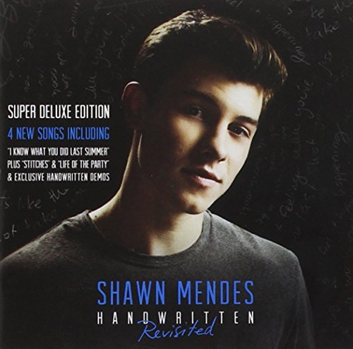 Shawn Mendes Cd Covers