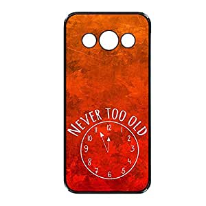 Vibhar printed case back cover for Samsung Galaxy J1 NeverOld