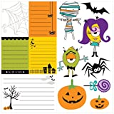 Bella Blvd Too Cute to Spook Cute Cuts Paper