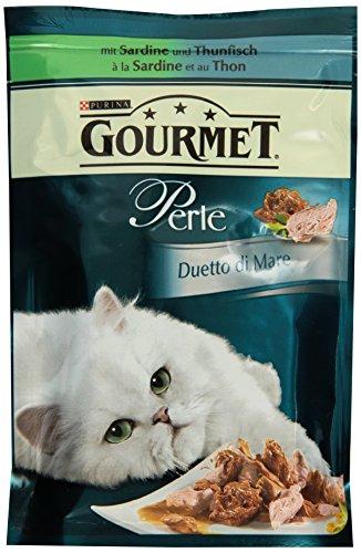 gourmet-perle-katzenfutter-duetto-di-mare-mit-sardine-und-thunfisch-24er-pack-24-x-85-g-beutel