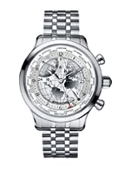 TX Unisex T3C476 World Time Airport Lounge Watch