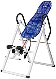 Merax® Heavy Duty Deluxe Inversion Therapy Table