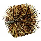 MEECO'S RED DEVIL 84332 3-Inch Pellet Stove Cleaning Brush