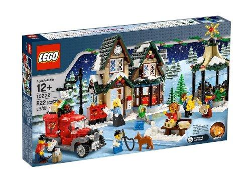 LEGO® Creator Winter Village Post Office 10222