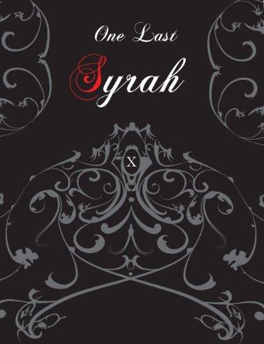2010 Mcclean X Vineyards One Last Syrah 750 Ml