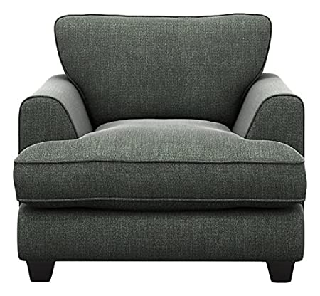Cavendish Upholstery Chair, Fabric, Granite