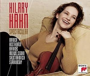 Hilary Hahn- Spectacular (3 CD)