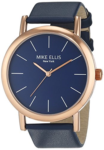 Mike-Ellis-New-York-Damen-Armbanduhr-Sammi-Analog-Quarz-Leder-SL2979D