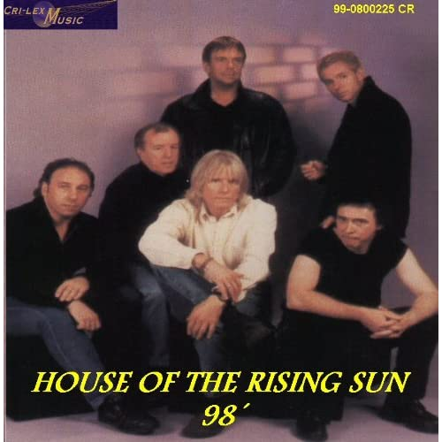 House-Of-The-Rising-Sun-98-Animals-II-Audio-CD