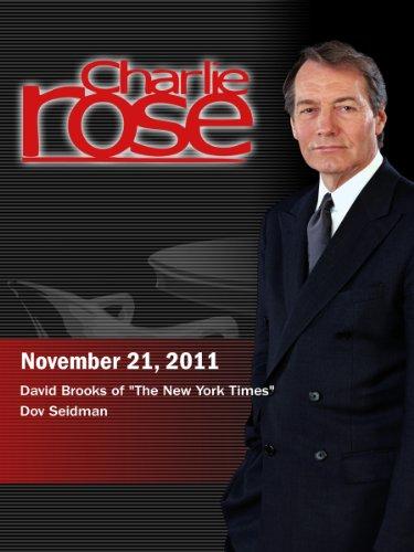Charlie Rose - David Brooks of