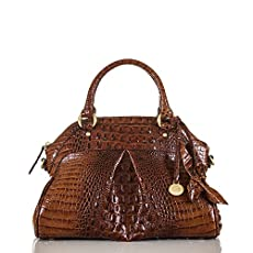 Louise Rose Satchel<br>Pecan Lady Melbourne