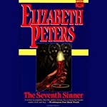 The Seventh Sinner: A Jacqueline Kirby Mystery, Book 1 (       UNABRIDGED) by Elizabeth Peters Narrated by Grace Conlin