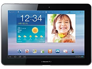 Samsung Galaxy Tab 10.1 (SC-01D International Model) 16GB - WiFi-Only