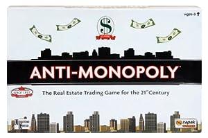 University Anti Monopoly