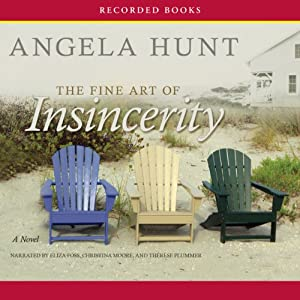 The Fine Art of Insincerity | [Angela Hunt]